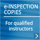 e-Inspection Copies for Qualified Instructors