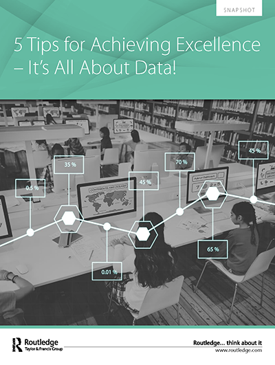 5 Tips for Achieving Excellence- It's All About Data!