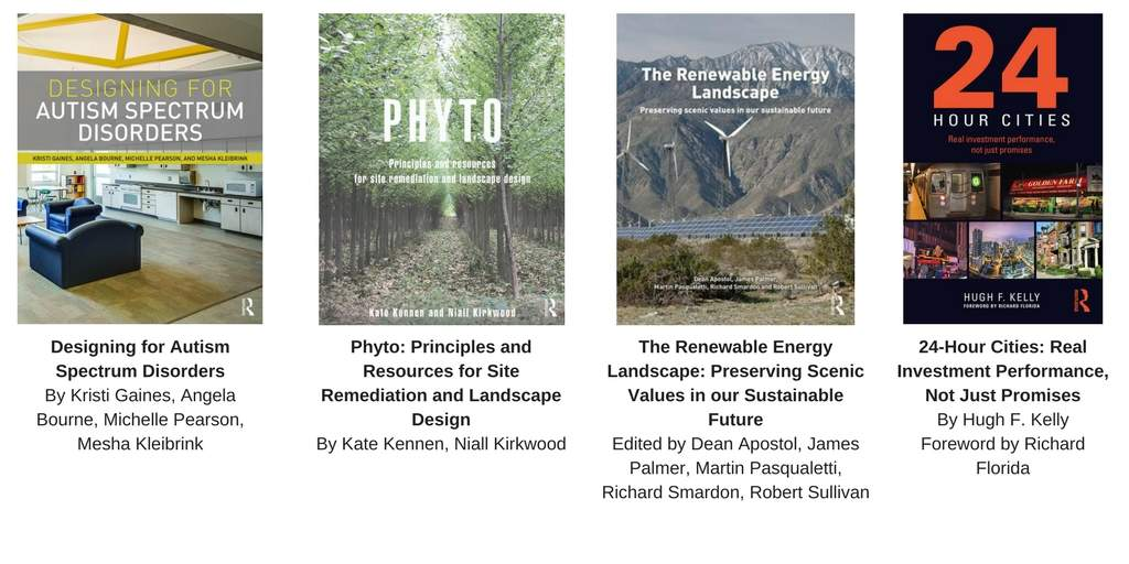 Download Free Chapters From Our Award Winning Built Environment Books