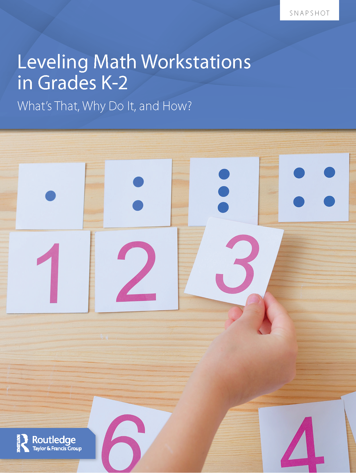 Leveling Math Workstations in Grades K-2: What's That, Why Do It, and How?