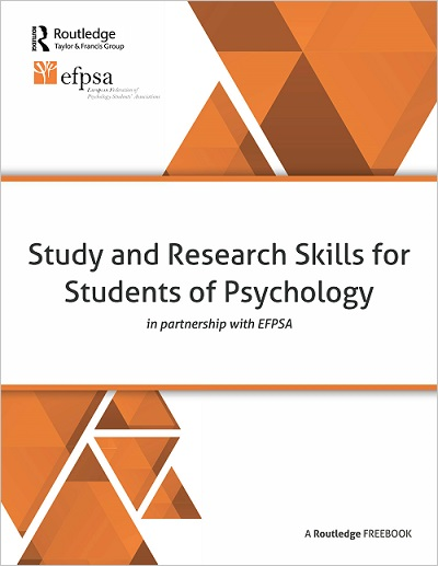 Study and Research Skills for Students of Psychology FreeBook