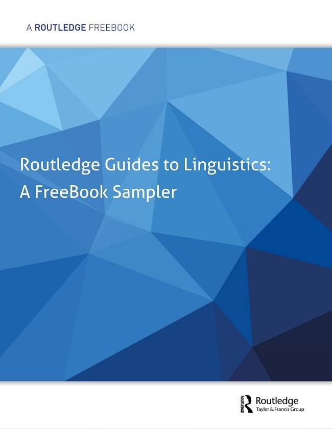 Routledge Guides to Linguistics FreeBook