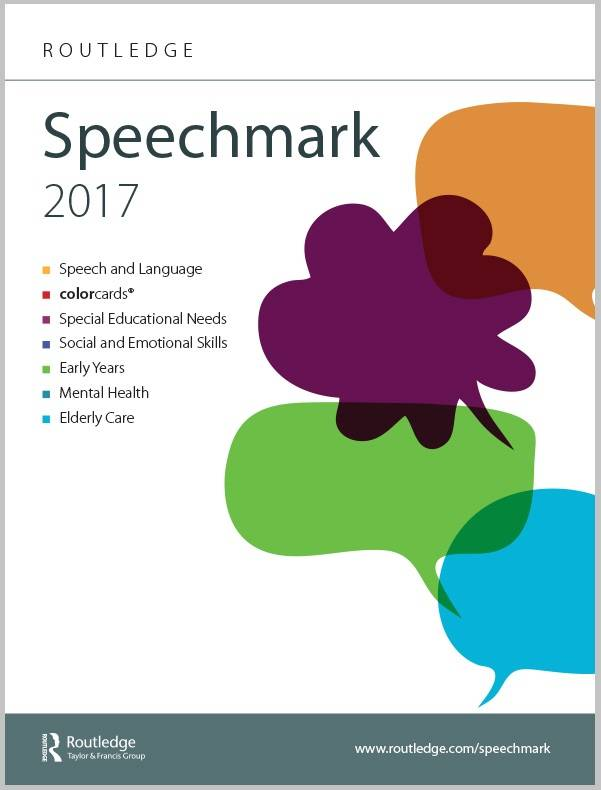 Speechmark Catalogue