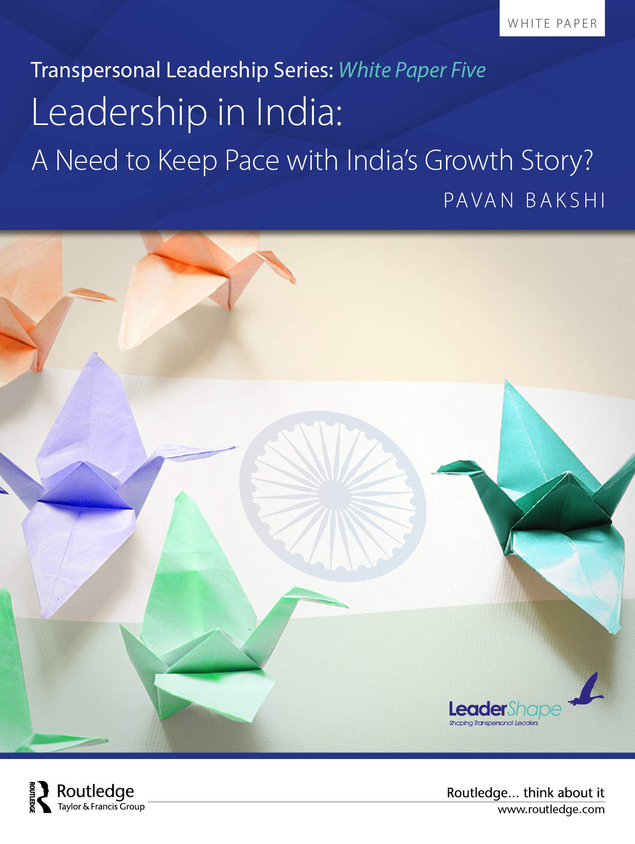 Leadership in India: A Need to Keep Pace with India's Growth Story?