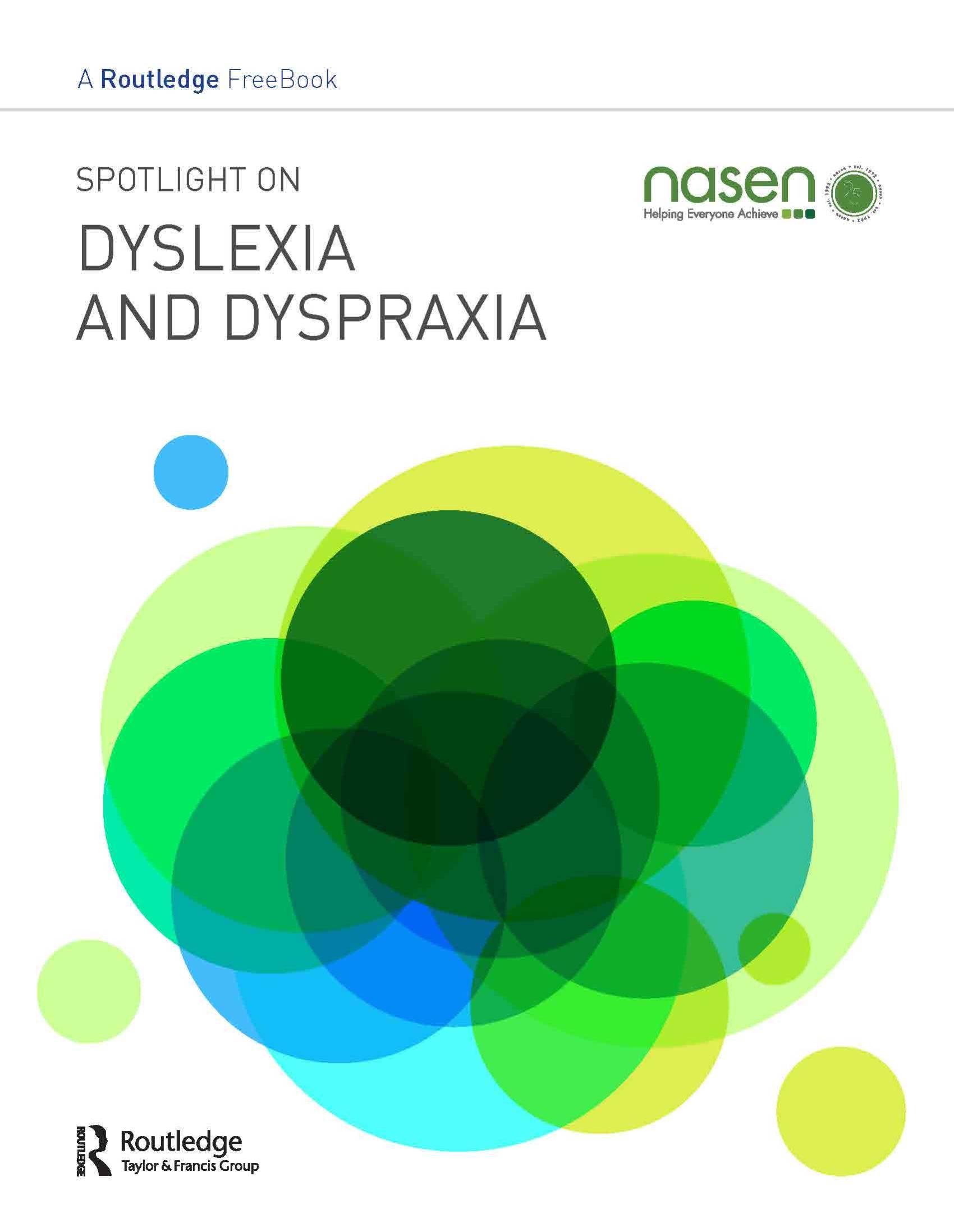 dyslexia and dyspraxia