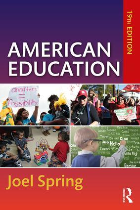 Instructor's Guide for American Education,19th Edition